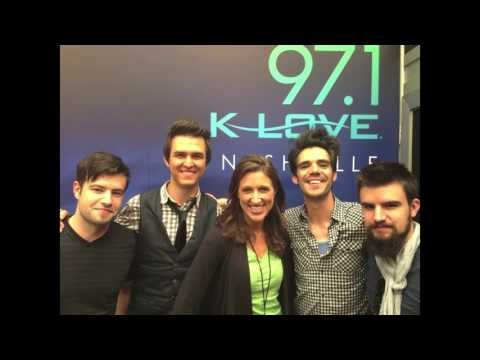Citizen Way @ the KLOVE FAN AWARDS