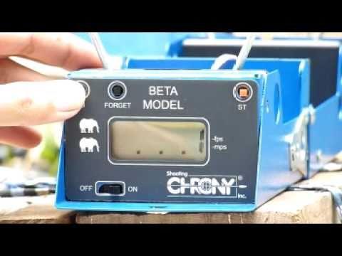 SUMATRA 2500 CHRONY TEST 21 Gn y 14 Gn.mov