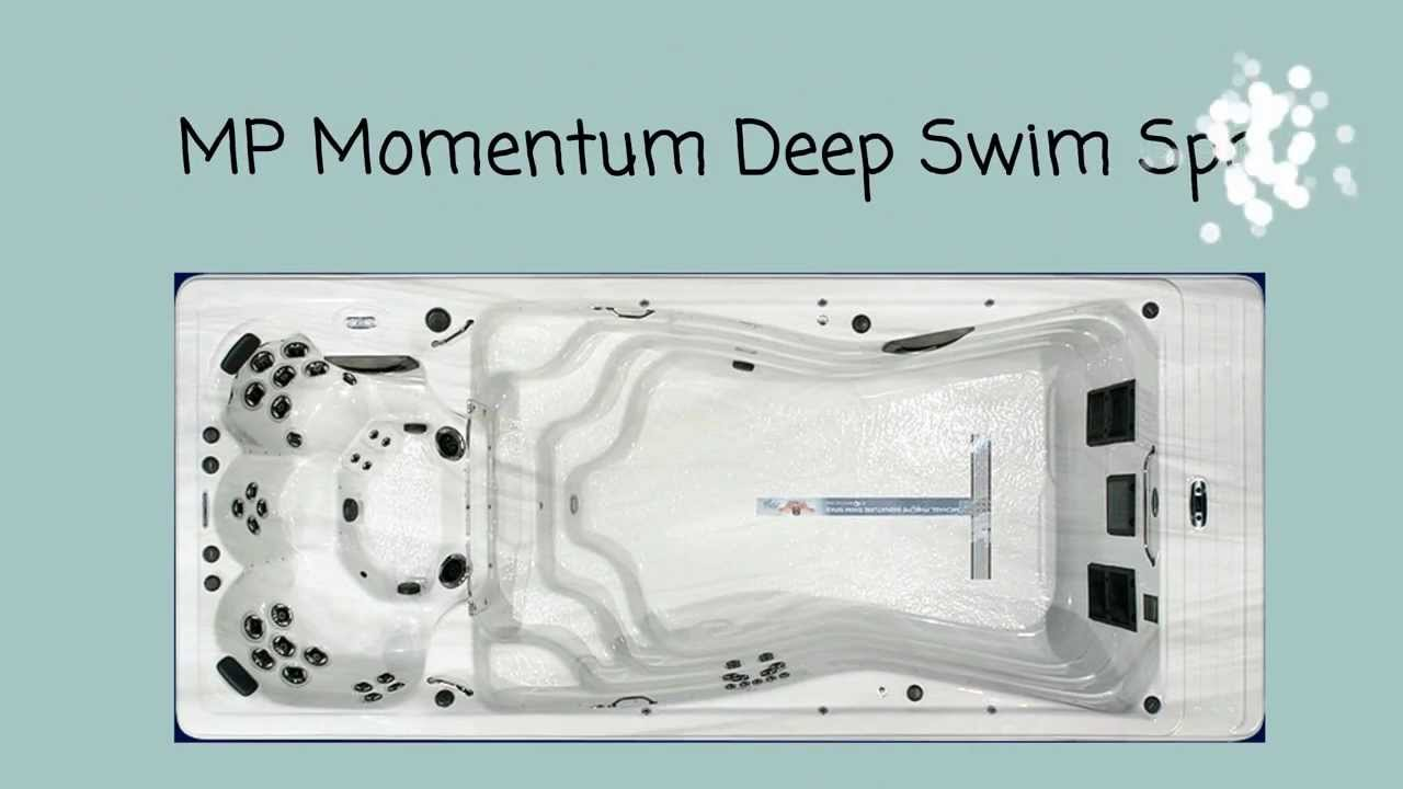 mp momentum deep swim spa youtube. Black Bedroom Furniture Sets. Home Design Ideas