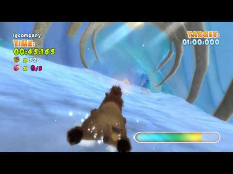 Ice Age 4 Continental Drift Gameplay Event 1 HD