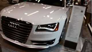 Audi S8 at the OC Auto Show, 2012! videos