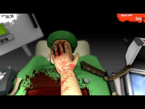 Rage Quit - Surgeon Simulator 2013