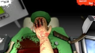 Rage Quit Surgeon Simulator 2013