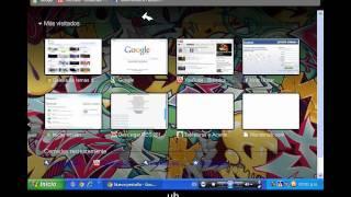Como Poner Una Barra De Marcadores En Google Chrome.