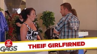 Instant Accomplice – Girlfriend Addicted To Shoplifting Clothes
