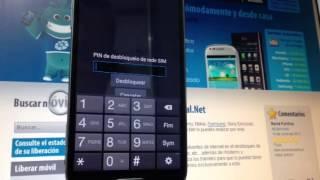 Liberar Mi Sammung Galaxy S4, I9500 Por Código Con