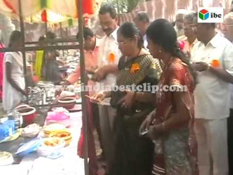 festival traditional food exhibition video clip