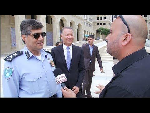 اللواء حازم عطا الله لوطن : قريبا مركز للشرطة في روابي