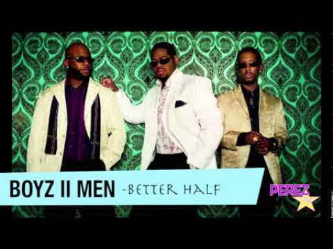 Boyz II Men - Better Half (New Album 2014