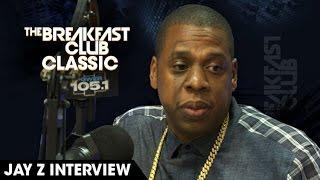 The Breakfast Club Classic - Jay Z Interview 2013