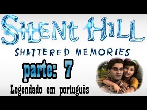 07 - Detonado Silent Hill Shattered Memories - Mais perdido do que nunca [Legendado PT-br]