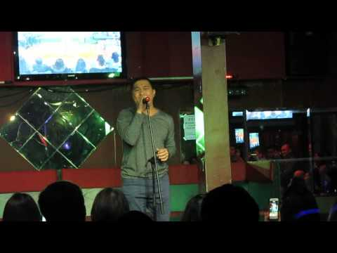 Pinoy Rock Medley - Jose Manalo Live in Toronto on April 2014