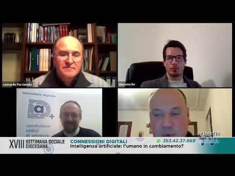 XVIII Settimana Sociale diocesana - 22.02.2021 - Intelligenza artificiale: l'umano in cambiamento?