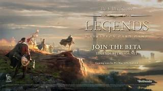 The Elder Scrolls: Legends - E3 2016 Kampány Intro Cinematic