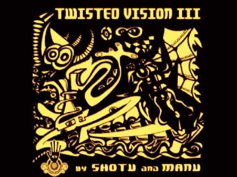 HADRA Records - Twisted Vision III - EPIC PSYTRANCE