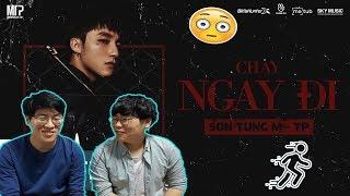 REACTION CHẠY NGAY ĐI - SƠN TÙNG M-TP | Xim Brothers | Phản ứng của người Hàn Quốc