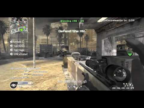 Cod4 | SyG Vs gs
