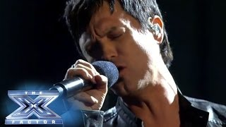 "Jeff Gutt Is Ready For ""Tonight"" THE X FACTOR USA 2013"