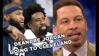 Cavs can get Deandre Jordan if they want! Per: Chris Broussard
