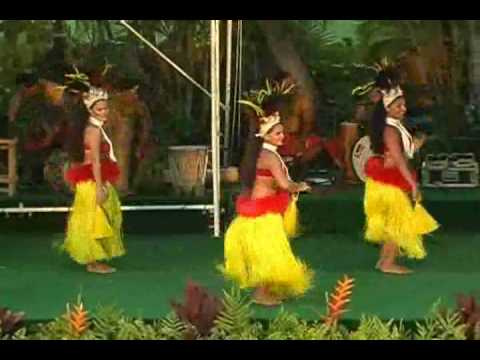 Tahitian Dance - Hawaiian Belly Dancers