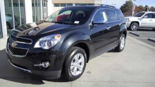 2012 Chevrolet Equinox Test Drive & Crossover SUV Video Review videos