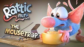 Rattic mini - Pasca na myši