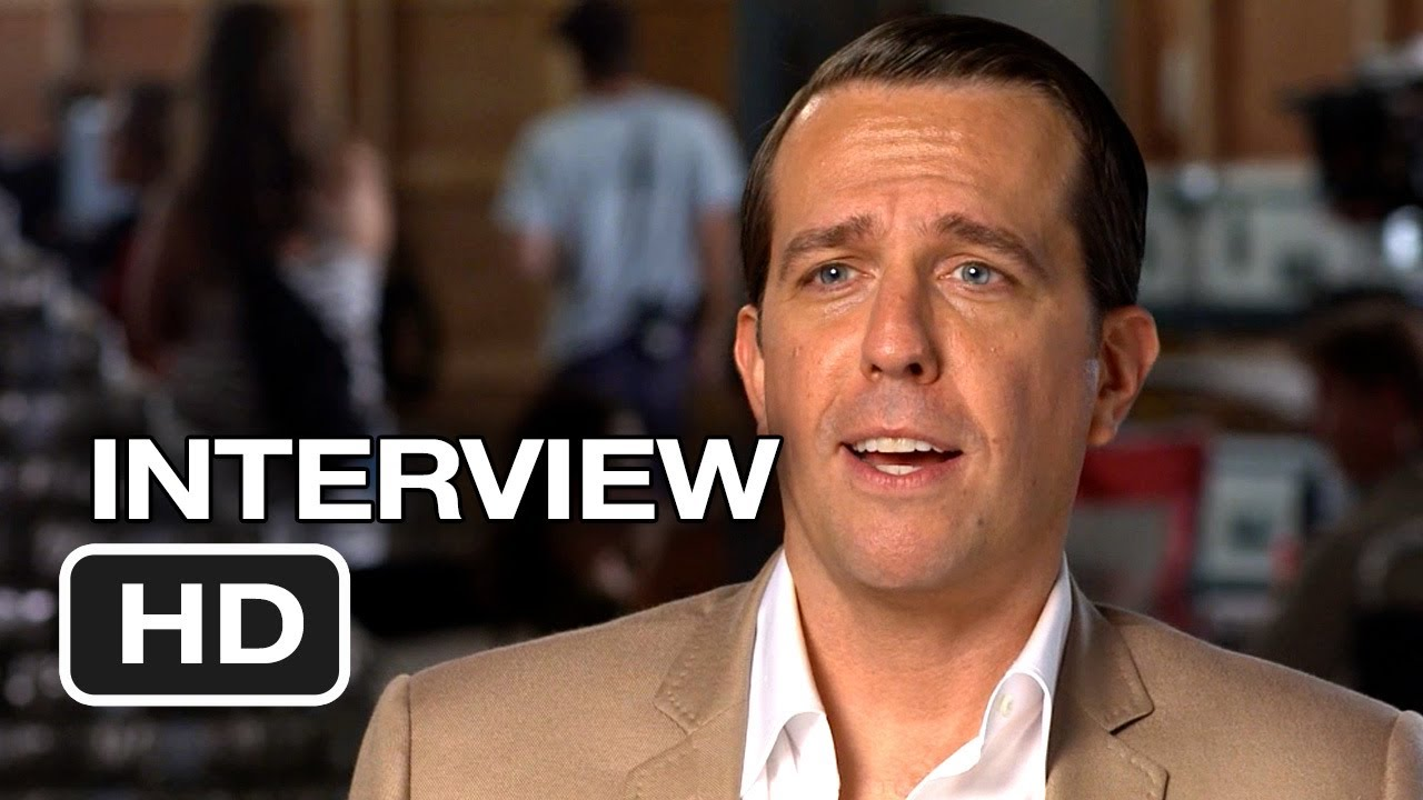 We're The Millers Interview - Ed Helms