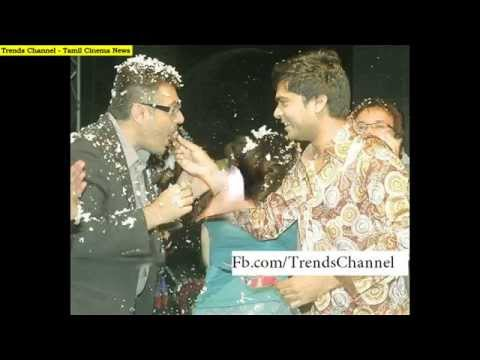 Actor Simbu to Dance with Thala Ajith - Trends Channel Tamil Cinema