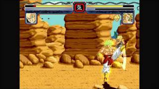 Dragon Ball Z Mugen Edition 2 Working Version For Windows