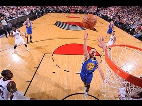 Stephen Curry Drops a Season-High 47 in Portland