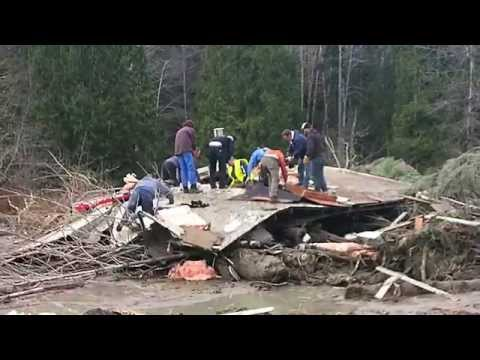 Oso Mudslide: Loss and Courage