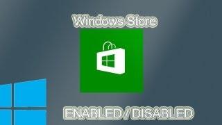 Deshabilitar Y Habilitar Windows Store Windows 8