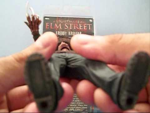 Action Figure  - Freddy Krueger - Neca Toys