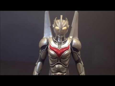 Ultraman Noah Ultra Hero Series Action Figure Review