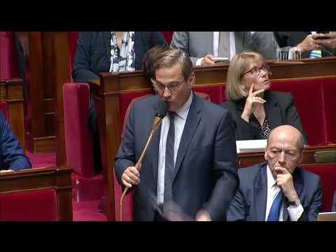 M. Jean-Marie Sermier - Sapeurs-pompiers en grève