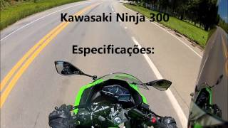 Kawasaki Ninja 300 TOP SPEED (HD)