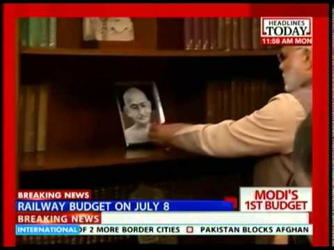 Modi GOVT will present its first union budget on July 10th