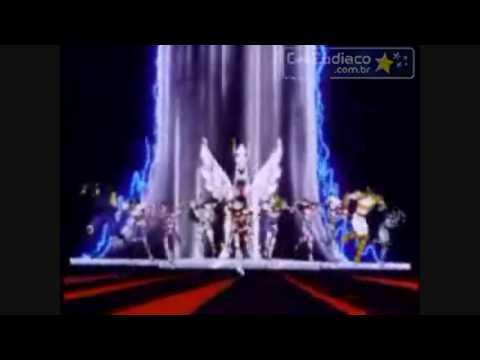 Os Cavaleiros do Zodiaco - Abertura Pegasus Fantasy(HQ)