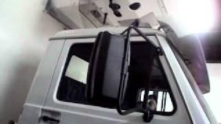 Colocación De Equipos De Refrigeración Para Transportes