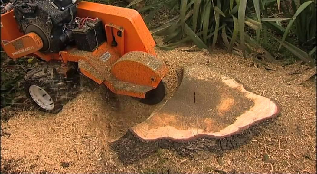 3 Point Stump Grinder >> Stump Humper Stump Grinder - YouTube