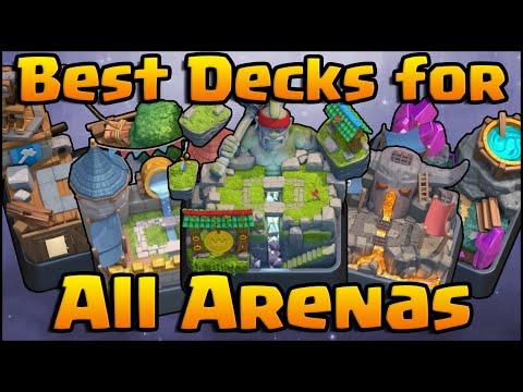 clash royale taktik arena 7