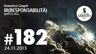24 Novembre 2013  - Ir(responsabilità)  - Matteo Mo
