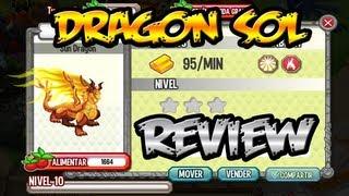 """Como Sacar Al """"Dragon Sol"""" (Sun Dragon) Dragon City"""
