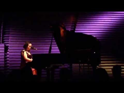 Thumbnail of video Allison Crowe - In Love In Vain - Live Jazzhaus Freiburg