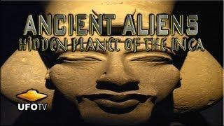 HIDDEN PLANET OF THE INCA FEATURE FILM
