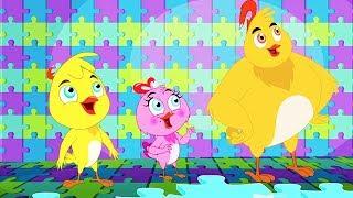 Eena Meena Deeka | Board Game | Funny Cartoon Compilation | Cartoons for Children