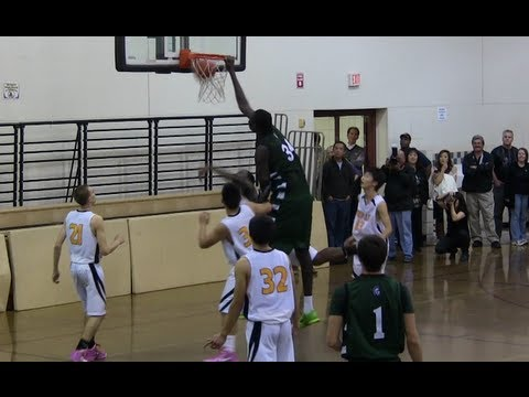 Tallest HS Player in the World 7'5