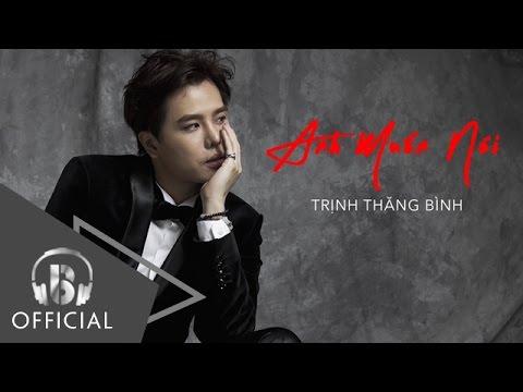 Trịnh Thăng Bình - Anh Muốn Nói (Lyric Audio)