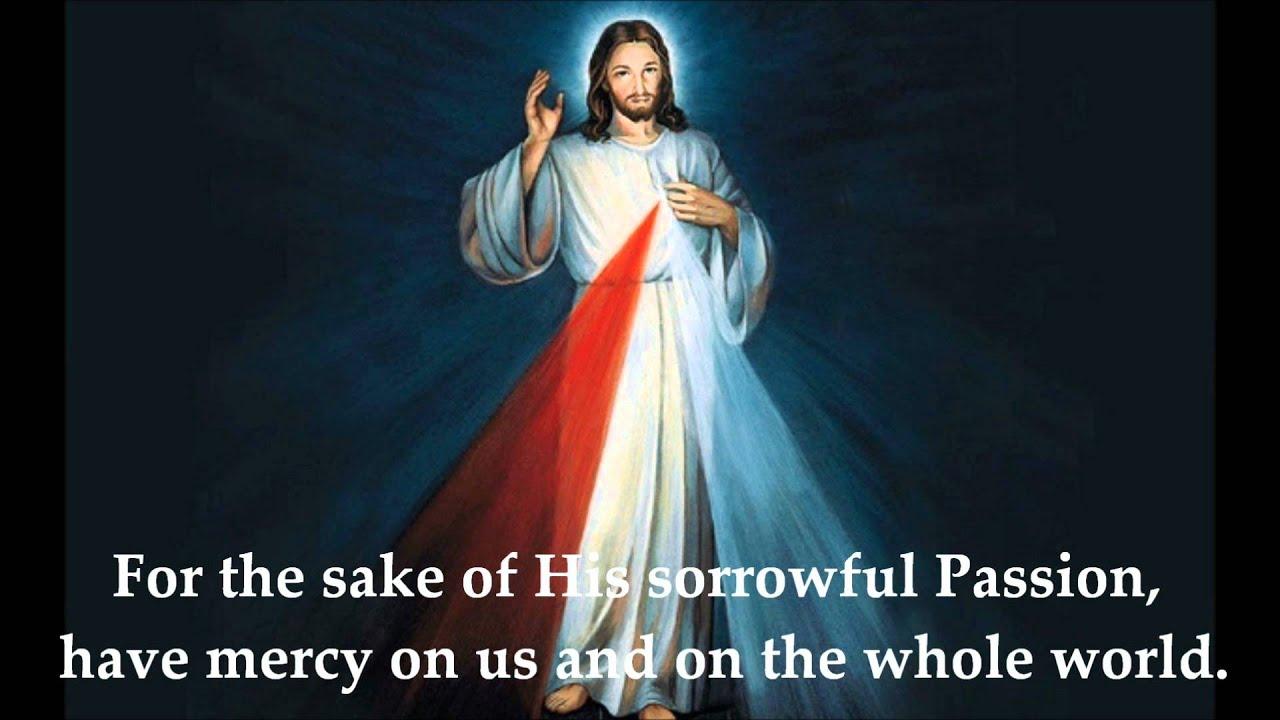 Divine Mercy Chaplet On Youtube