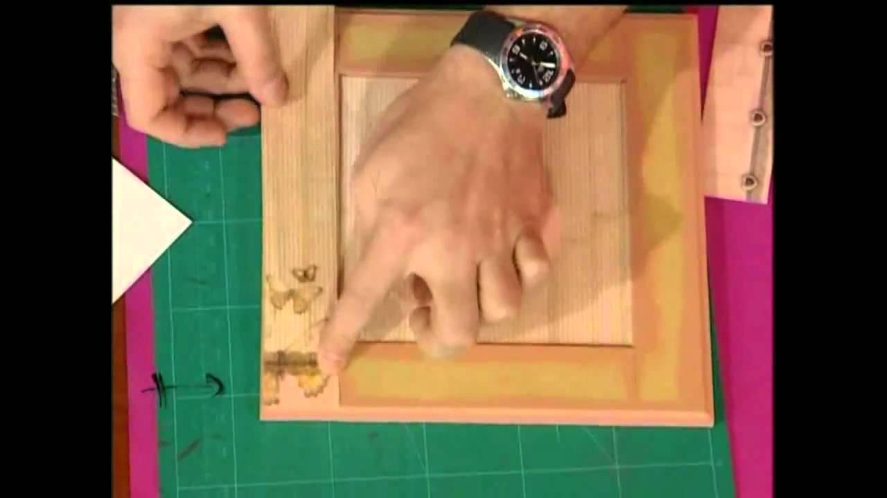 Como hacer un cuadro youtube - Como hacer un marco para un cuadro ...